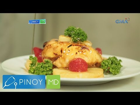 Pinoy MD: Healthy Chicken Breast Recipes, Alamin!