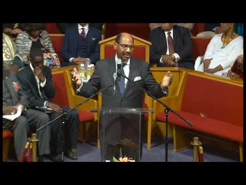 Greater is He That Is In Me Than He by The Honorable Minister Louis Farrakhan Part 1