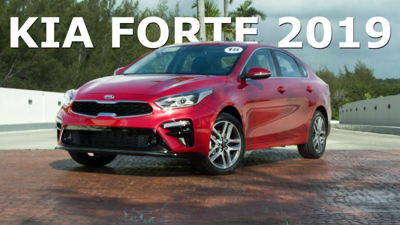 Kia Forte 2019 Primer Contacto En Mexico Kiaforte Kiacerato