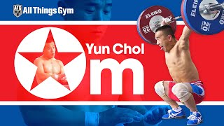 Om Yun Chol 🇰🇵 Heavy Training! (115kg Snatch / 150kg C&J) 2018 World Championships [4k]