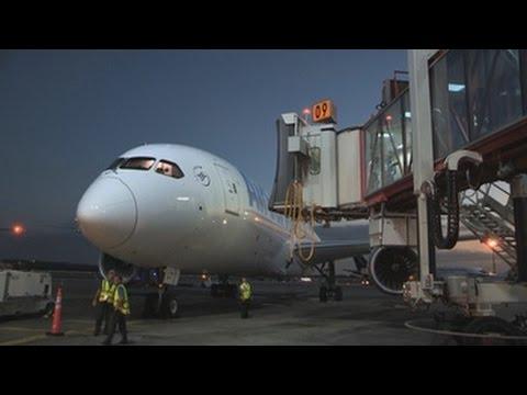 Air Europa llega a La Habana con el nuevo Boeing 787 Dreamliner