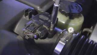 Lexus LS430, 2001 - Proper Cleaning: Mass Air Flow (MAF) Sensor, codes P0171, P0174, (DIY ~$10)(, 2014-01-31T11:27:06.000Z)