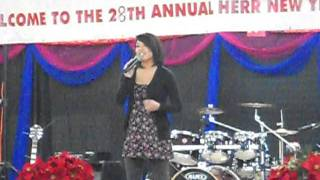 """Hmoob Her New Year """"Talent Competition"""" 2011-2012- Contestant #1"""