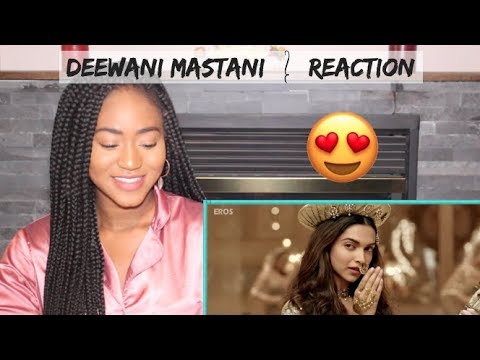 Deewani Mastani Full Video Song | Bajirao Mastani | REACTION