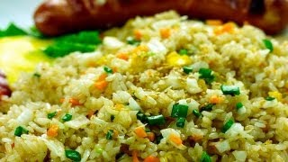 Pineapple Fried Rice - Video Recipe - Thai Cuisine By Bhavna