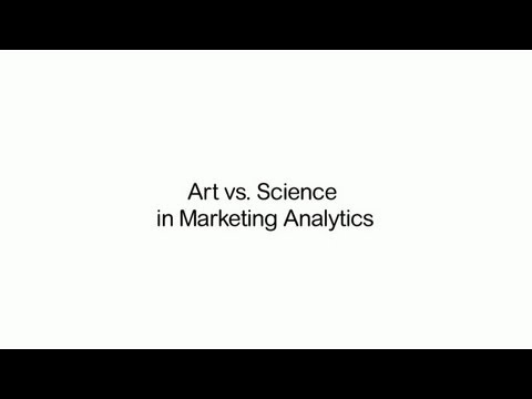 marketing analytics