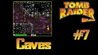 [Game Boy Color] Tomb Raider: Curse of the Sword - Caves | level 7