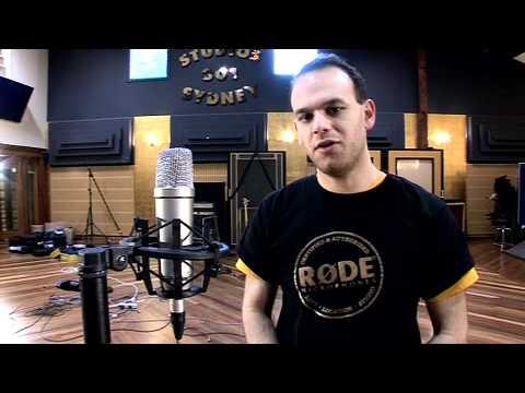 r de university recording vocals with the r de nt1 a youtube. Black Bedroom Furniture Sets. Home Design Ideas