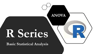 R Series #15 ANOVA- How To Do One-way And Two-way ANOVA In R (with R Commands)