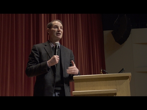 Ron Wyden Town Hall, February 20th 2017, Corvallis Oregon