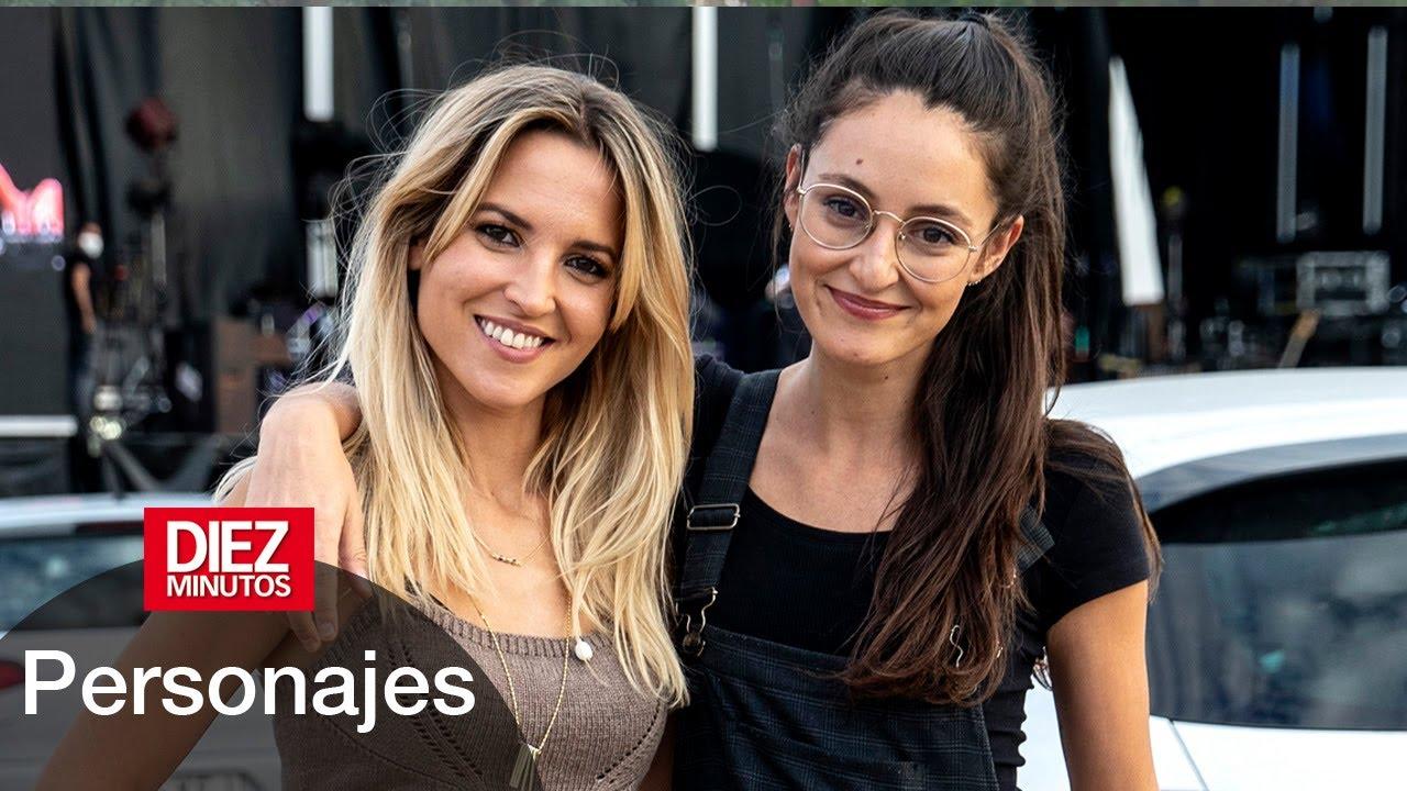 Ana Fernández y Andrea Molina, dos amigas inseparables | Diez Minutos