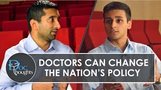 Doctors Can Change the Nation's Policy