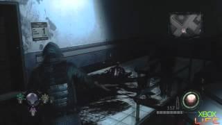 Resident Evil:Operation Raccoon City《惡靈古堡:拉昆市行動》實機遊戲影片