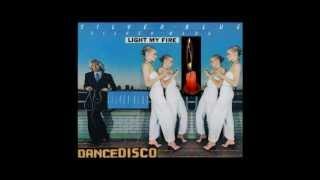 Silver Blue Light My Fire 1978 Remix Door Jackie