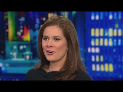 Erin Burnett review her Roots journey