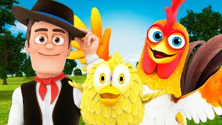 At Zenon's Farm and More Kids Songs! - Videos for Kids