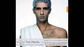 """Vivaldi - Tito Manlio (1719) : Atto III, scena 7 """"No Che Non Vedrà Roma"""" (Tito)"""