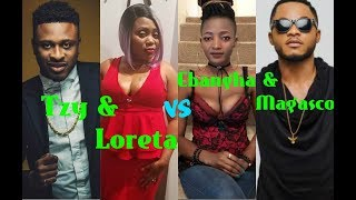 """Ebangha Njang the Situation Ajaja of USA"" Loreta Nulla | Celebrity Gist"
