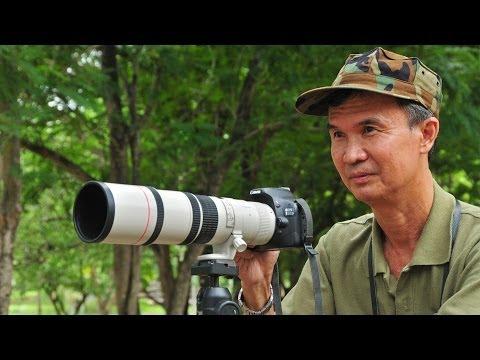 สัมภาษณ์ คุณดนัย ผลิโกมล - นักถ่ายภาพนกแห่ง Phuket Bird Club