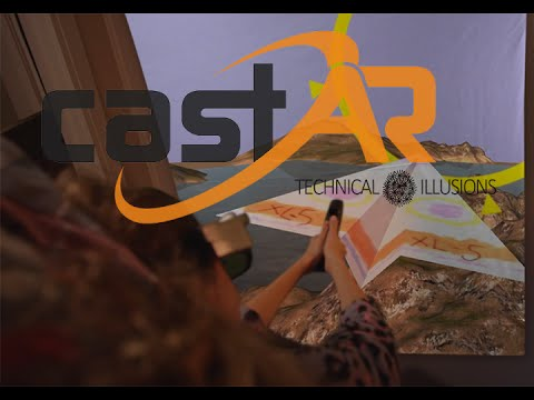 CastAR made a video imagining the future of augmented reality