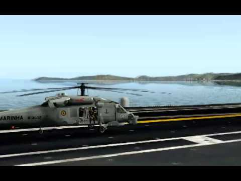 BFDG Sikorsky SH60 Seahawk - Carrier Ops