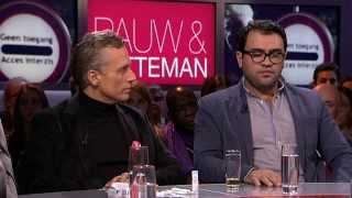 Zihni Özdil in Pauw & Witteman over racisme in Nederland