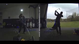 Stop Hip Slide And Improve Hip Movement In Golf - With Peter Finch