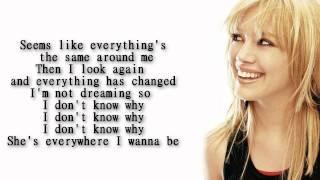Hilary Duff - Who