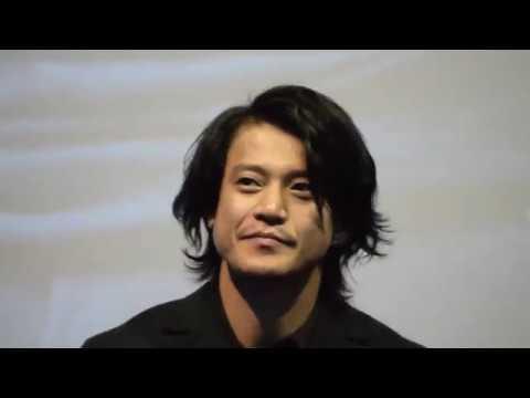 은혼 :오구리 슌(Shun Oguri, 小栗旬) 내한 무대인사(롯데시네마 월드타워)