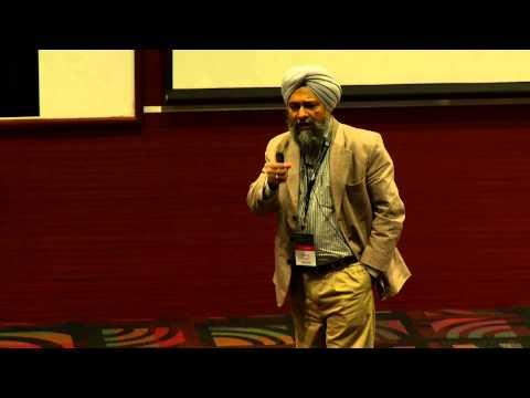 Community-Based Disaster Risk Reduction: Sarbjit Singh Sahota at TEDxHindustanUniversity