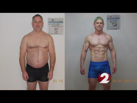 Xenia man sheds 40 lbs.; Wins $50,000
