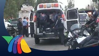 Frustran asalto en oficinas de Nezahualcóyotl | Noticias del Estado de México