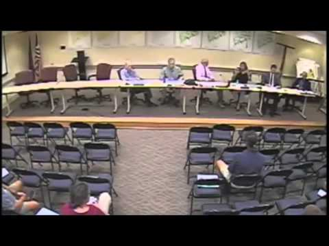 2014 08 06 Kennett Township Supervisors Meeting