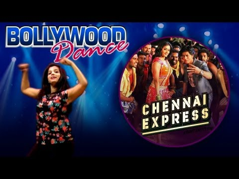 1234 Get On The Dance Floor  Chorus Dance Steps  Chennai Express