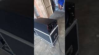 Line array 8 inch