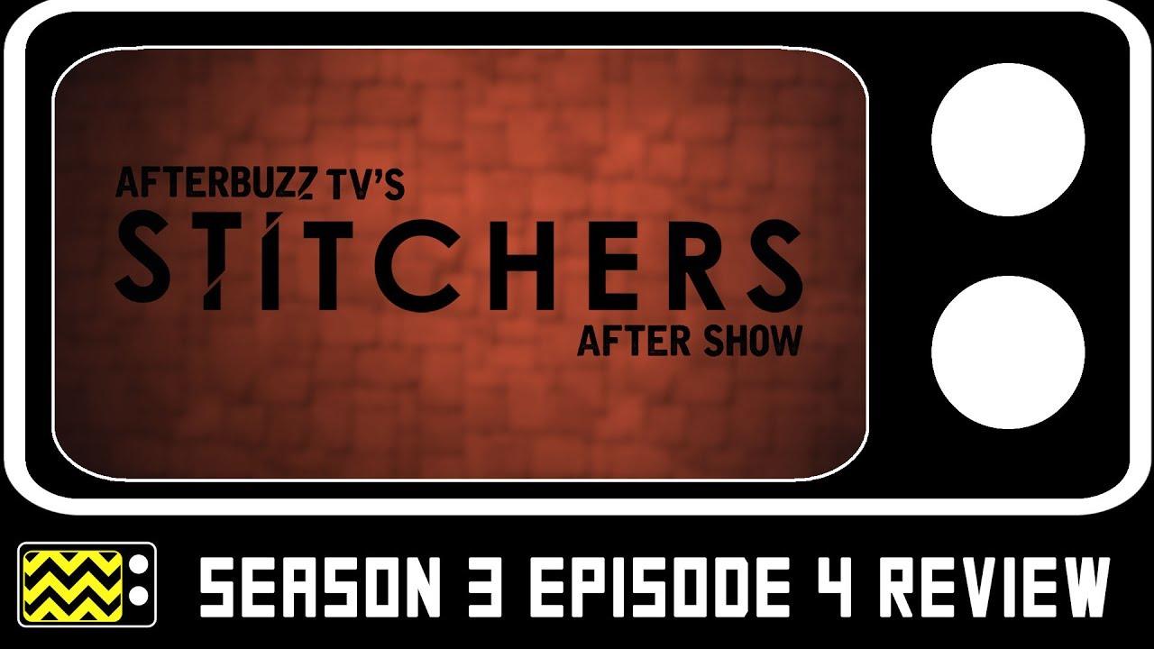 Download Stitchers Season 3 Episode 4 Review & AfterShow   AfterBuzz TV