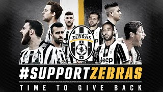 #SupportZebras - Time to give back