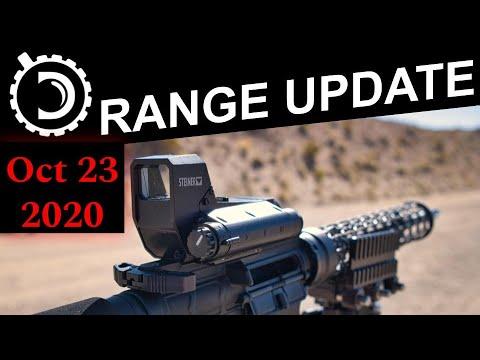 DLO Range Update: Oct 23, 2020