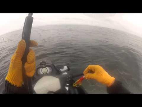 20130322 Jetski Fishing near Lambert's Bay