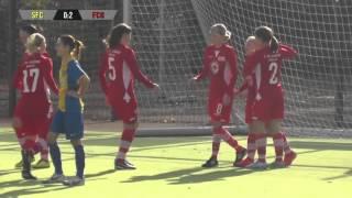 SFC Stern 1900 - 1. FC Union Berlin II (11er Frauen Berlin-Liga) - Spielszenen | SPREEKICK.TV