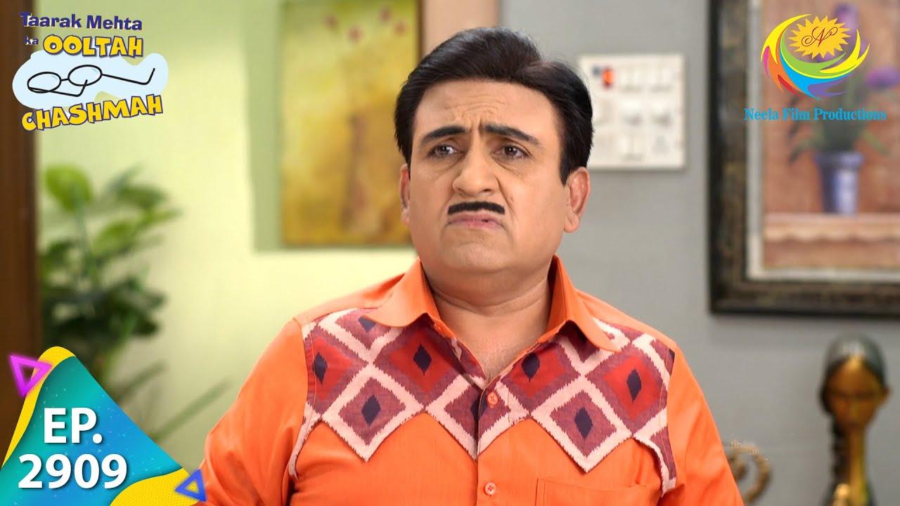 Download Taarak Mehta Ka Ooltah Chashmah - Episode 2909 - Full Episode