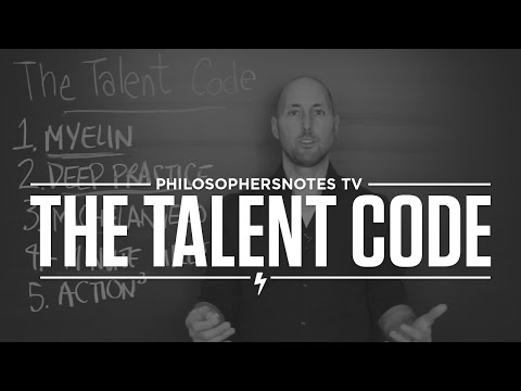 PNTV: The Talent Code by Daniel Coyle