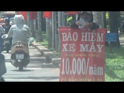 Bảo Hiểm Xe Máy 10.000 đồng/năm Lại Mọc Lên Như Nấm ở TP.HCM
