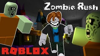 WOW WE ERADICATE THE ZOMBEEE! ~ ROBLOX INDONESIA