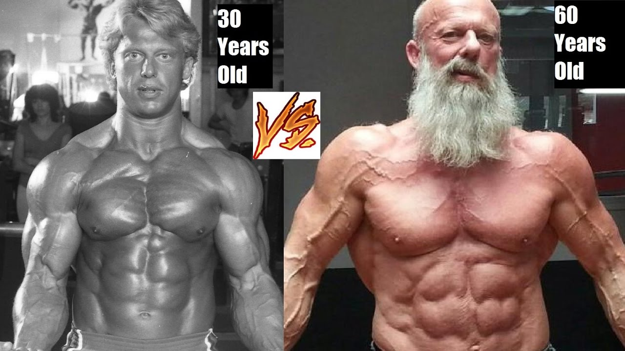 WHY DO BODYBUILDERS AGE TERRIBLY? (It's BS) - YouTube