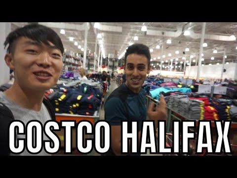 Grocery Shopping in Halifax at Costco | Grocery Prices Costco Halifax