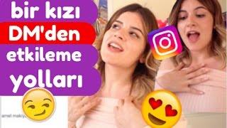 Instagram DM'den Nasıl Yürünür? | Screenshotlar ile Tavsiye