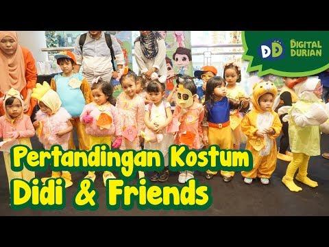 Pertandingan Kostum Didi & Friends | Metrojaya, The Curve