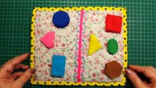 геометрия для детей. Как сделать игрушку своими руками