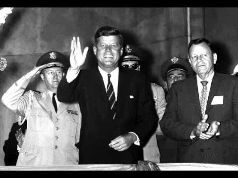 JFK SPEECH (NOVEMBER 2, 1961) (FROM TRENTON, NEW JERSEY)